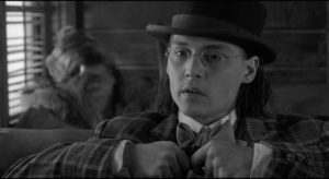 Blake, a naive accountant from Cleveland, heads west in Jim Jarmusch's Dead Man (1995) ...