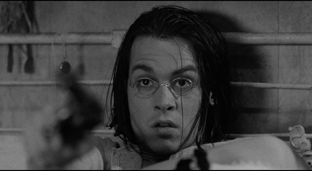 Blake becomes a killer at the moment of his own death in Jim Jarmusch's Dead Man (1995)