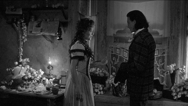 ... while Mili Avital, as Thel, offers a gentler alternative in Jim Jarmusch's Dead Man (1995)