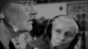 Epperlein interviews her mother, Christa Epperlein in Petra Epperlein and Michael Tucker's Karl Marx City (2016)