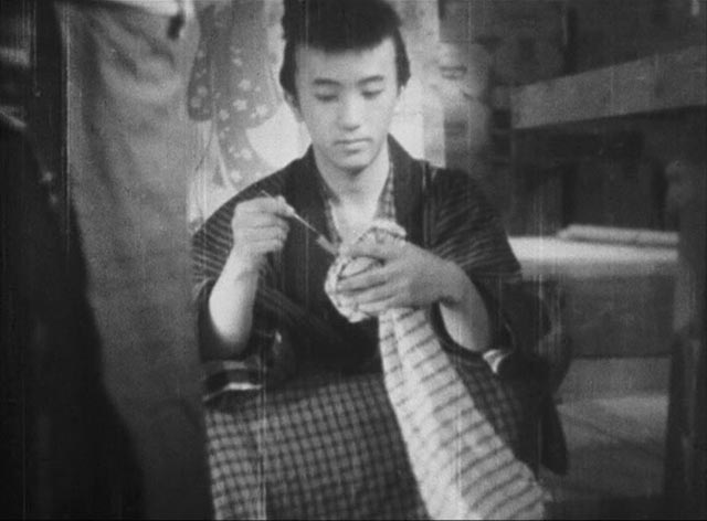 A boy's casual act of theft has fatal ramifications in Sadao Yamanaka's Kôchiyama Sôshun (1936)