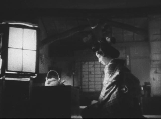 For the underclass, the world grows increasingly dark in Sadao Yamanaka's Kôchiyama Sôshun (1936)