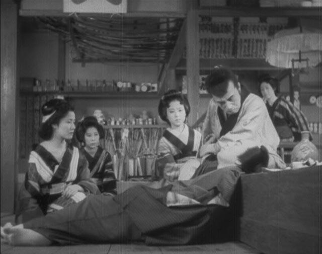 Death encountered in domestic space in Sadao Yamanaka's Tange Sazen: The Million Ryô Pot (1935)