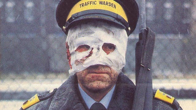 The face of civil authorities overwhelmed by nuclear attack: Mick Jackson's Threads (1984)