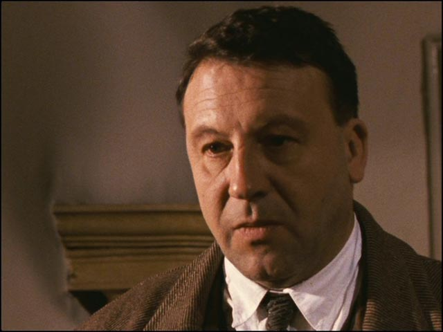 Günter Lamprecht as Franz Biberkopf in Fassbinder's epic adaptation of Alfred Döblin's Berlin Alexanderplatz (1980)