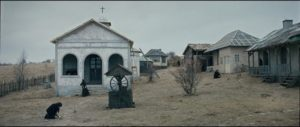 Cristian Mungiu's crew built the monastery set for Beyond the Hills (2012) from scratch