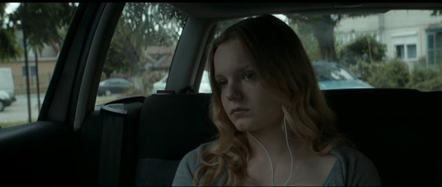 The trauma of assault undermines Eliza (Maria Dragus)'s sense of purpose in Cristian Mungiu's Graduation (2016)