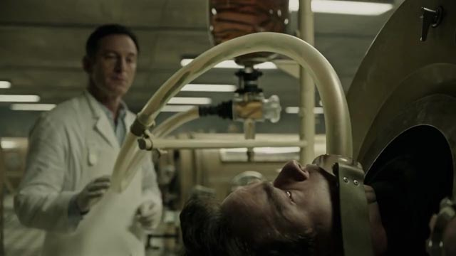 Distilling the elixir of life from eels takes its toll in Gore Verbinski's A Cure for Wellness (2016)
