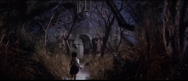 Japanese supernatural fantasy blends with western fairy tale in Michio Yamamoto's Lake of Dracula (1971)