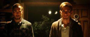 Brothers Justin (Justin Benson) and Aaron (Aaron Moorhead) return to their past ti understand themselves in Justin Benson and Aaron Moorhead's The Endless (2017)