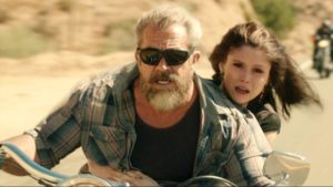 Mad Max as angry aging parent in Jean-François Richet's Blood Father (2016)
