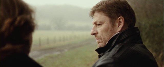 Sean Bean as a burnt-out British agent tracking terrorists in London in Hadi Hajaig's Cleanskin (2012)