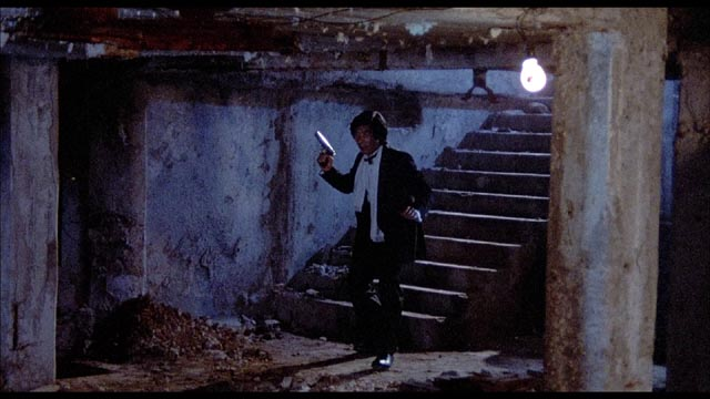 Shô Kosugi investigates a drug gang in Gordon Hessler's Rage of Honor (1986)