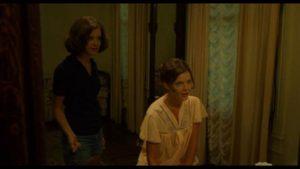 "A bond begins to develop between ""Heather"" (Judith Chapman) and Heather (Judith Chapman) in John Grissmer's Scalpel (1976)"