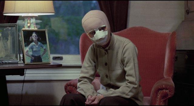 """Jane Doe (Judith Chapman) is offered a new identity as """"Heather"""" in John Grissmer's Scalpel (1976)"""