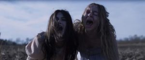 Two sisters are brutally tormented in Pascal Laugier's Incident in a Ghostland (2017)