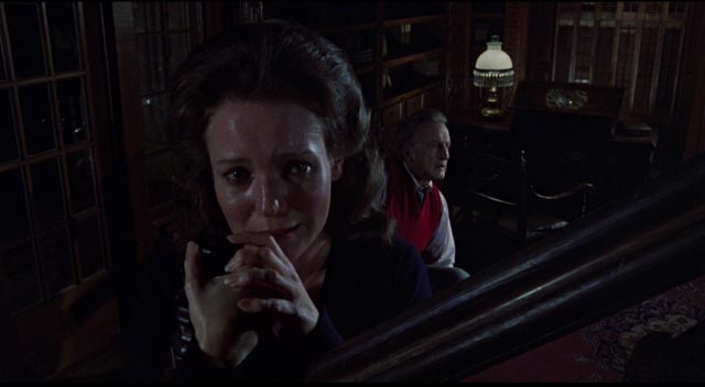 An angry ghost disturbs those who enter its vicinity in Peter Medak's The Changeling (1980)