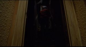 It's probably unwise to go up to a hidden attic in a gloomy old mansion in Peter Medak's The Changeling (1980)