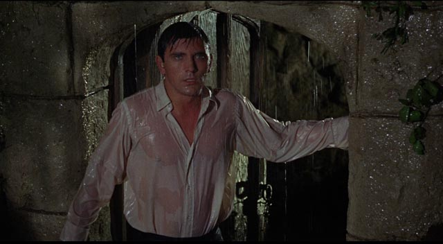 Things refuse to go the way Freddie (Terence Stamp) wants in William Wyler's The Collector (1965)