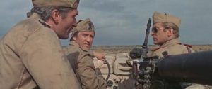 Class differences are just one source of friction in Andre de Toth's gritty desert war movie, Play Dirty (1968)