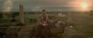 An American tourist falls for a mythic being in Justin Benson & Aaron Moorhead's Spring (2014)