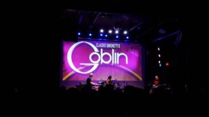 Claudio Simonetti's Goblin play Winnipeg's Park Theatre, December 10, 2018
