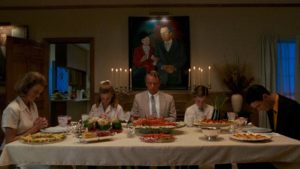 The Culver family find comfort in a lack of communication in David Byrne's True Stories (1986)