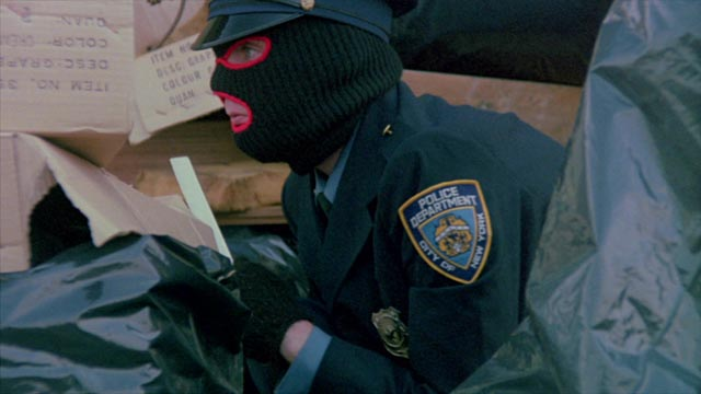 A serial killer is preying on crooked New York cops in Robert Faenza's Copkiller (aka Corrupt, 1983)