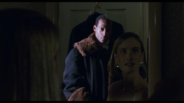 Say his name three times to the mirror and he will appear to kill you: Bernard Rose's Clive Barker adaptation Candyman (1992)