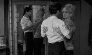 Passion quickly turns to anger in Henri-Georges Clouzot's La verite (1960)