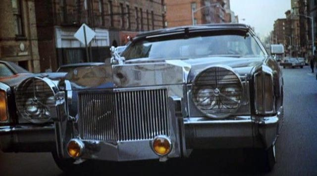 Priest's pimped ride prowls the New York streets in Gordon Parks Jr's Super Fly (1972)