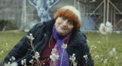 Agnès Varda in Faces Places (2017)