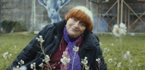 Agnès Varda in Faces Places (2017)