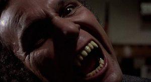 Prof. Lockwood (Michael Pataki) unleashes his inner Caleb Croft in John Hayes' Grave of the Vampire (1972)