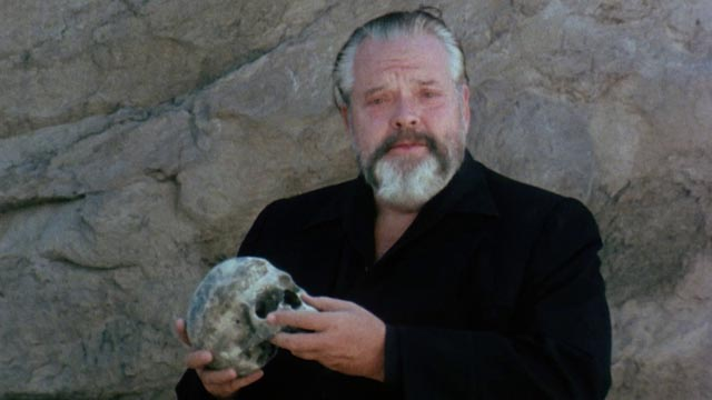 """Orson Welles feigns deep sincerity in Robert Amram's unhinged """"documentary"""" The Late Great Planet Earth (1979)"""