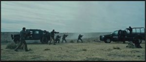 The myth of war on the southern border in Stefano Sollima's Sicario: Day of the Soldado (1918)