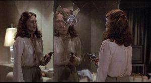 Image fragmentation as a reflection of mental disintegration in Irvin Kershner's Eyes of Laura Mars (1978)