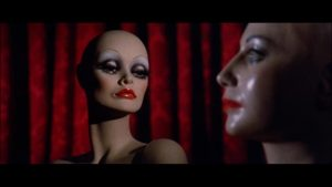 Creepy mannequins were a mainstay of the giallo: Umberto Lenzi's Spasmo (1974)