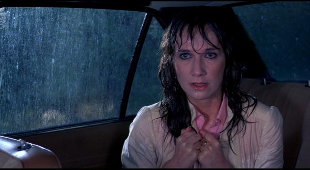 Daria Nicolodi is dragged into a deadly mystery in Dario Argento's Tenebrae (1982)