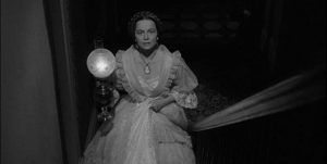 In finally achieving independence Catherine (Olivia de Havilland) also accepts the prospect of loneliness in William Wyler's The Heiress (1949)