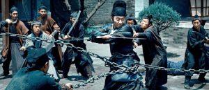 Stylish combat in Lu Yang's Brotherhood of Blades (2014)