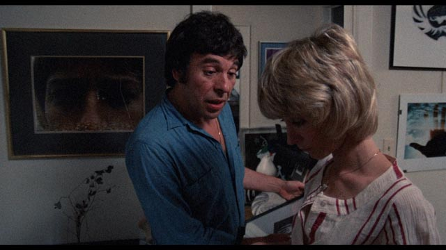 A demonic curse strains J.J. Barry's relationship in Martin Goldman's Dark August (1976)