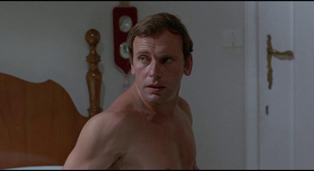 Jean-Louis Trintignant's sexual kinks get him in trouble in Giulio Questi's Death Laid an Egg (1968)