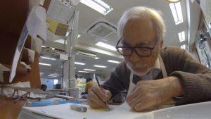 Hayao Miyazaki finds it impossible to stay retired: Kaku Arakawa's Never-Ending Man (2016)