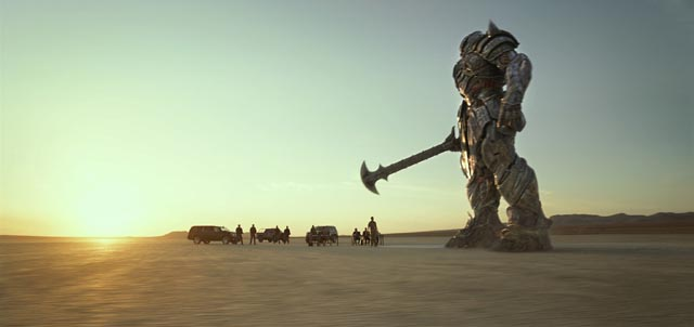Oh yes, they are very big: Michael Bay's Transformers series (2007-17)