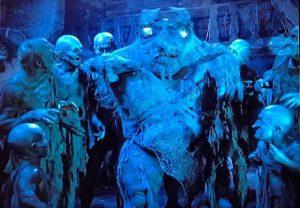 Viy, a lord of the underworld, is summoned in Konstantin Ershov and Georgiy Kropachyov's Viy (1967)