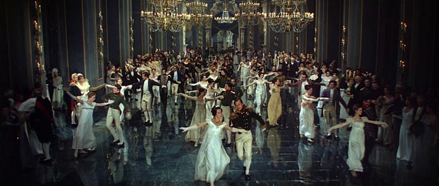 No expense was spared in the production of Russia's national epic: Sergei Bondarchuk's War and Peace (1966-67)