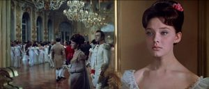 Natasha Rostova (Ludmila Savelyeva) attends her first ball in Sergei Bondarchuk's War and Peace (1966-67)