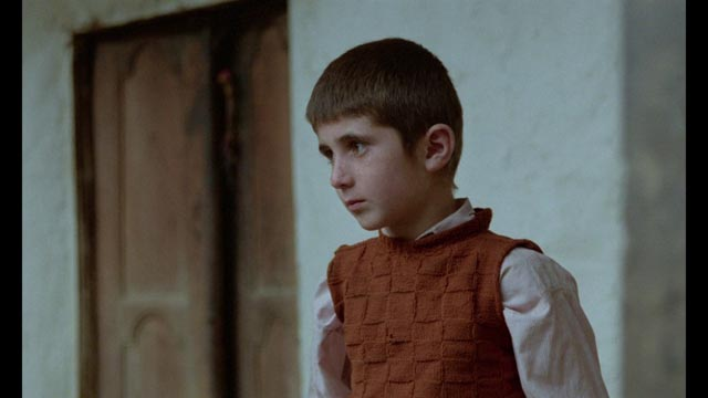 Ahmad (Babak Ahmadpour) must figure out how to correct his own mistake to help his friend in Abbas Kiarostami's Where is the Friend's House? (1987)