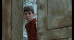 Ahmad (Babak Ahmadpour) searches for his friend in an unfamiliar village in Abbas Kiarostami's Where is the Friend's House? (1987)
